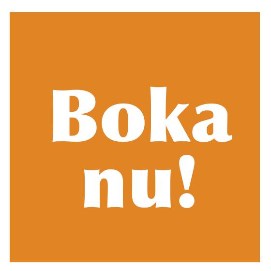 Boka nu! Call to action